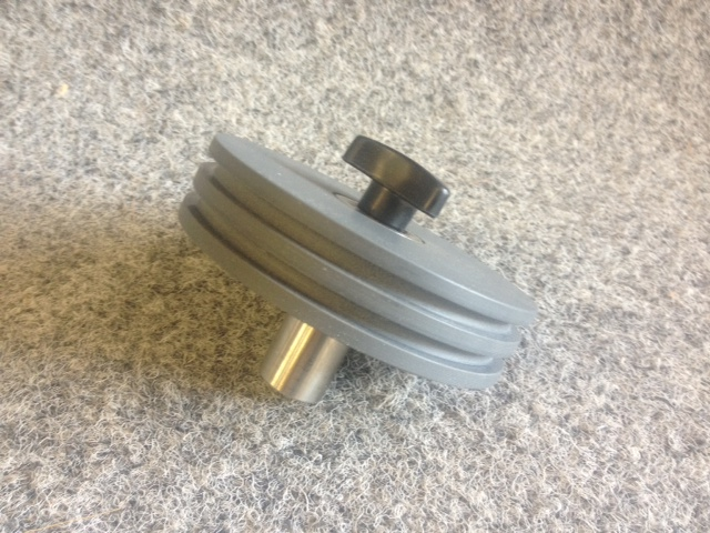 6431.1 - Drum for 2.3 helm winch