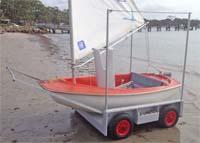 5471 - OTB Launch Trolley