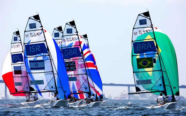 SKUD 18 - Rio 2016