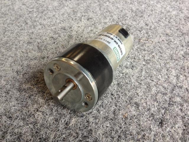 6752 - Soho motor (for 6561 Liberty jib sheet winch)