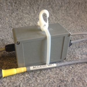 6231 - Control box & loom for 2.3, 40rpm main, single speed helm. (#6131)