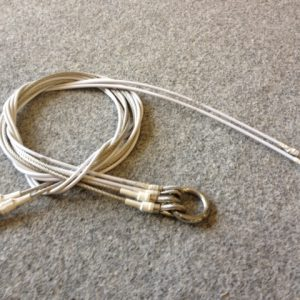 5292 - SKUD 18 lifting bridle (wire rope with shackles)