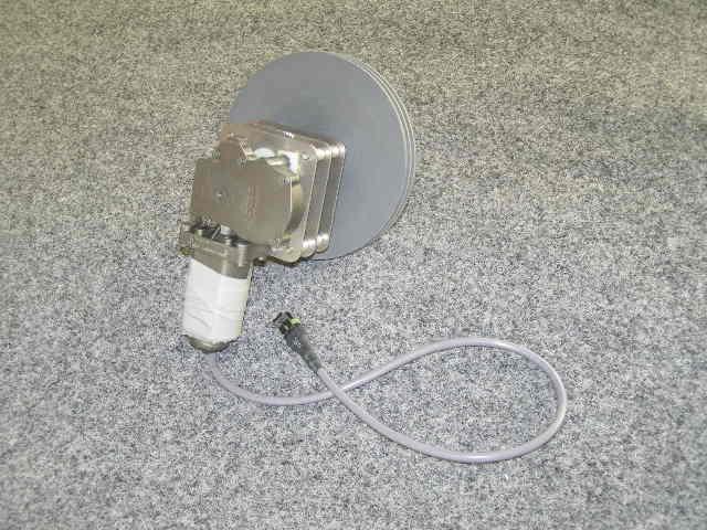 6491 - SKUD helm winch single speed incl drum