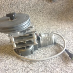 6461 - 303S, Liberty helm winch single speed incl drum
