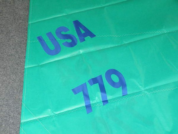 4601 - 175mm Sail numbers and letters (each)