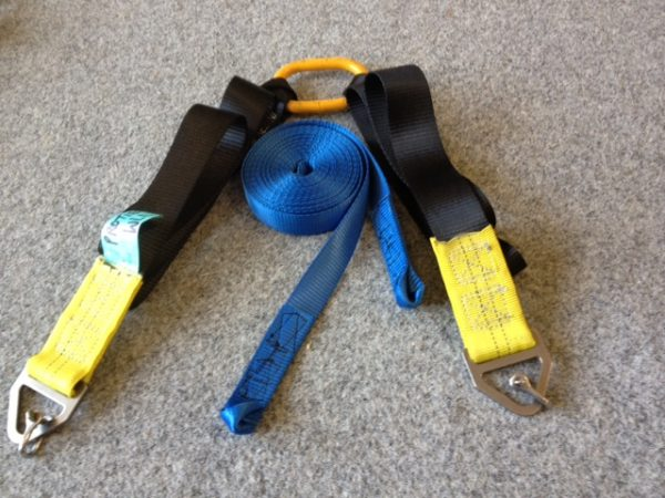 5294 - SKUD 18 lifting bridle (webbing with shackles)