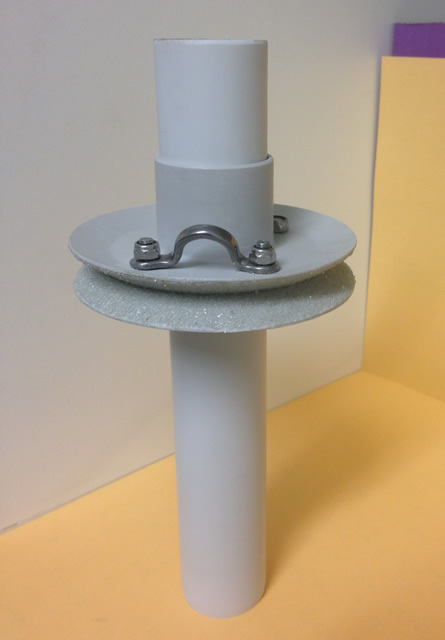 4340 - 303 foremast reefing drum assembly. (complete component)