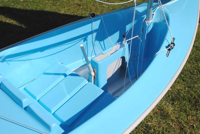 Hansa 303 Breeze seat