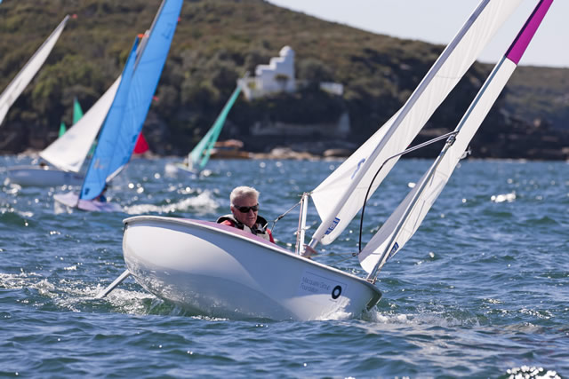 Liberty 2012 Worlds, Middle Harbour