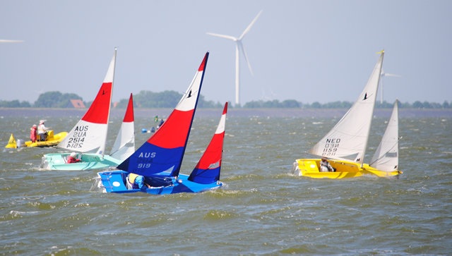 Liberty, 2016 Worlds Medemblik