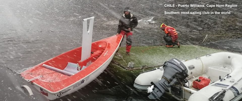chile - Puerto Williams - Cape Horn